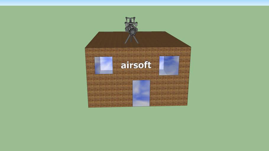 cabane airsoft