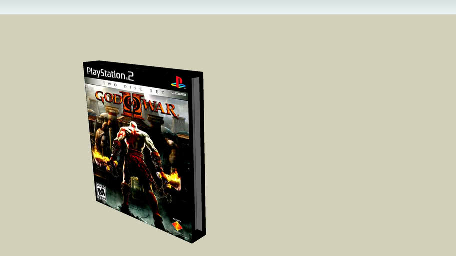 Almost Best Game For PS2 God Of War
