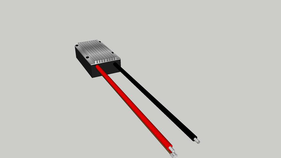 BotBitz 85A ESC with cables