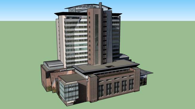 Clark County Regional Justice Center