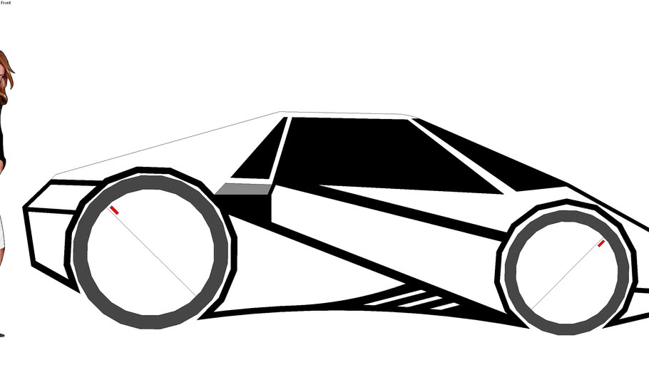 UPTON Roadster (Template 303)