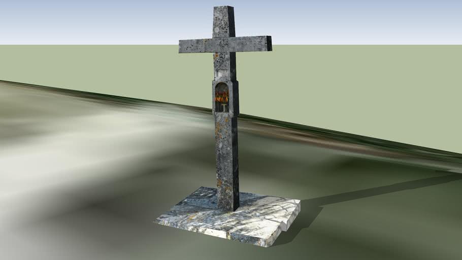 Saint cross memorial || Spomenik sv.križ Motovunski Novaki