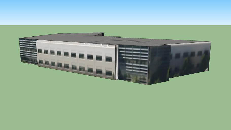 Office Bldg 4 in Roseville, CA, USA