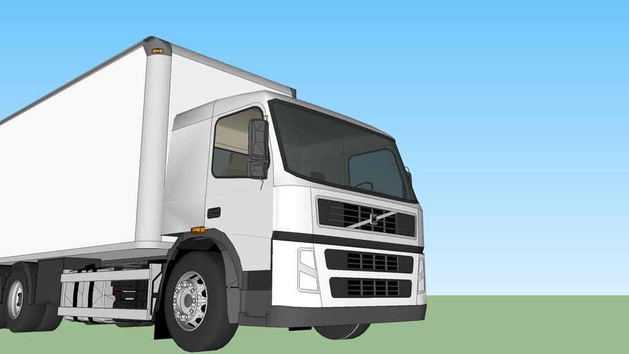Volvo VM 280 cabine dupla