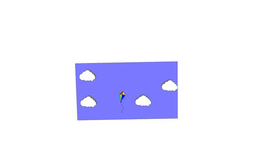 Kite scene