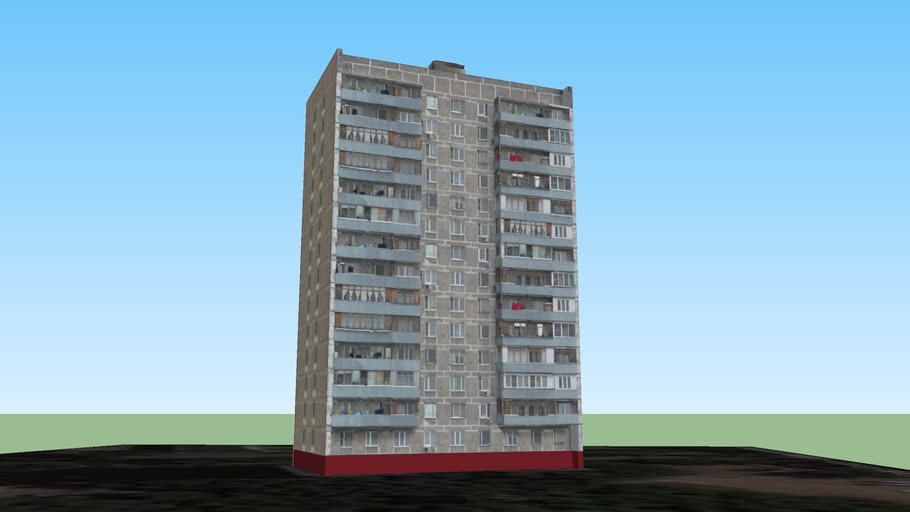 улица Зои и Александра Космодемьянских 22к2