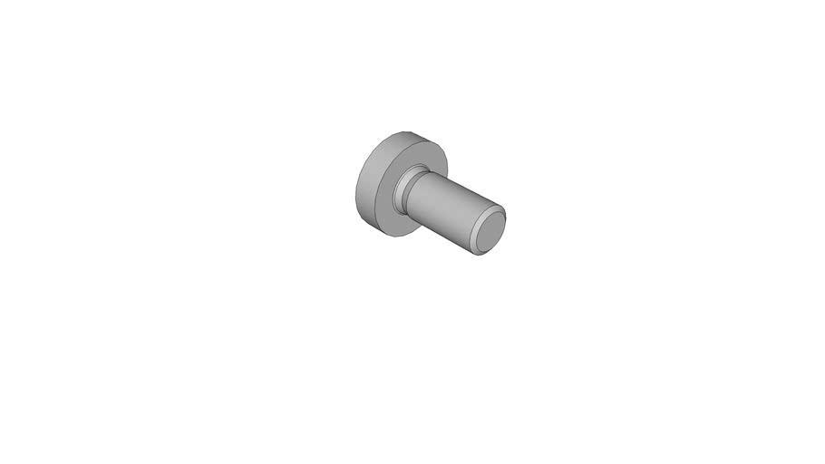 0714007301 Cross recessed raised cheese head screws DIN 7985 AM3x6 -H