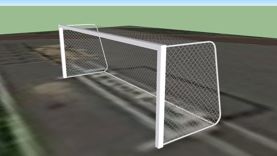 Soccer/ Futbal Goal @ GHS