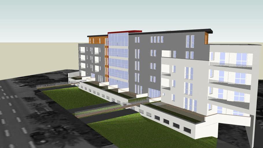 Nexity Est - Programme immobilier neuf à Longeville-les-Metz