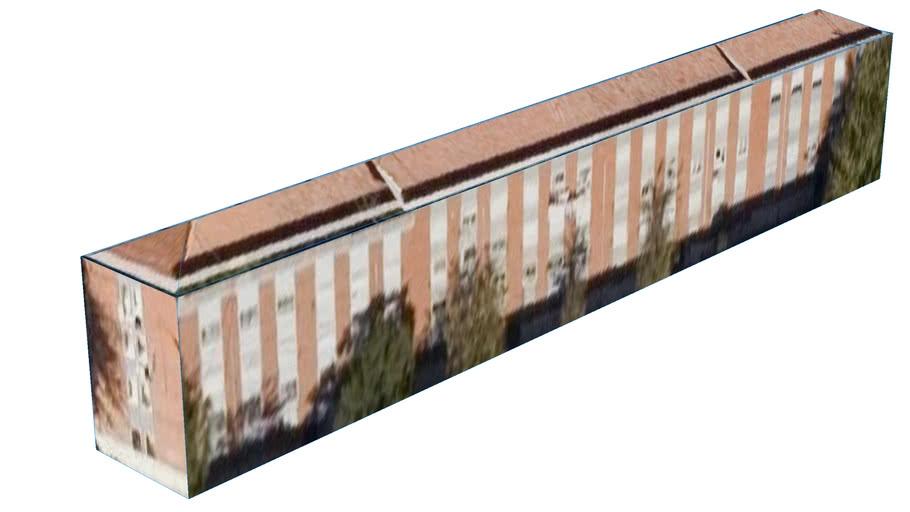 edificio in madrid