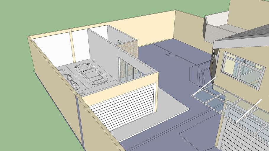 Garagem casa 05