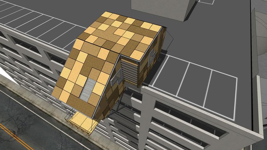 Parasito Edificio
