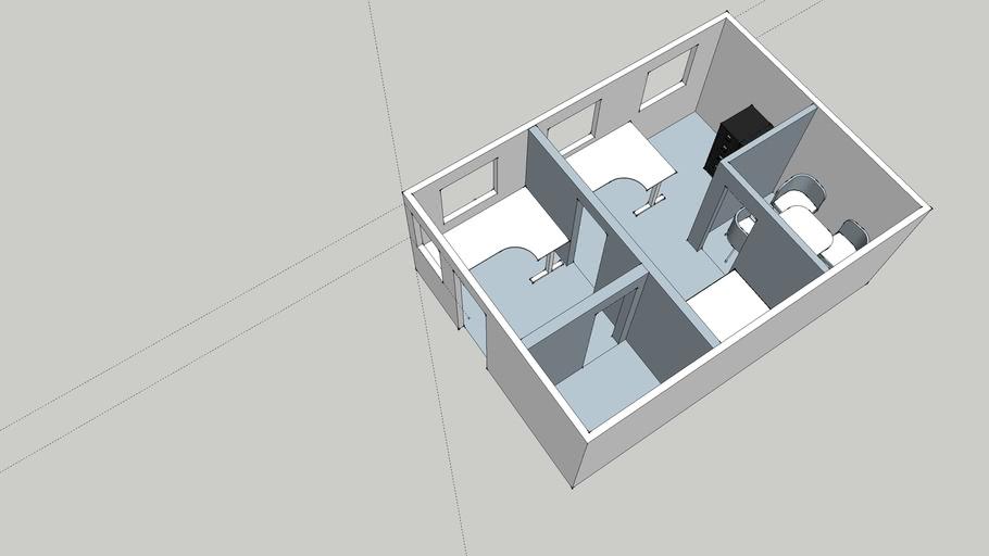 Bilston Glen Offive layout Option 3