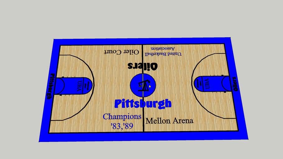 Basketball Court 12