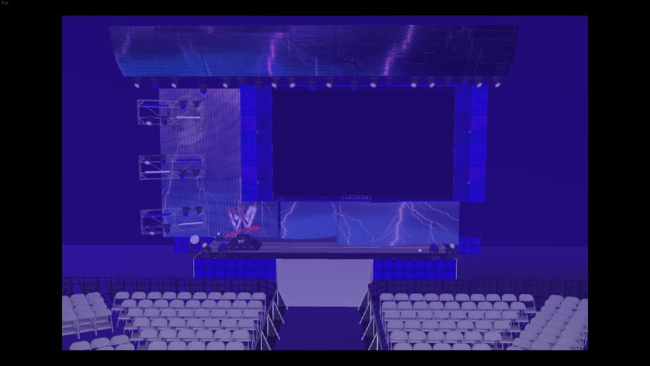 Undertaker stage