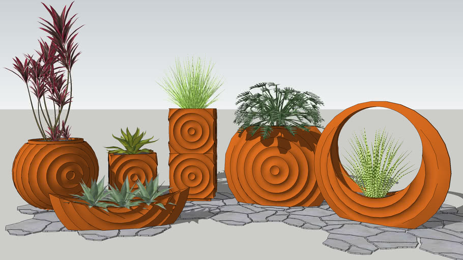 Plant Containers 5