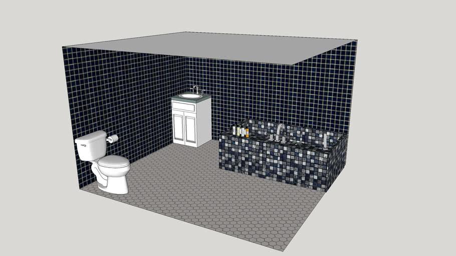 Aesthetic Bathroom 3d Warehouse