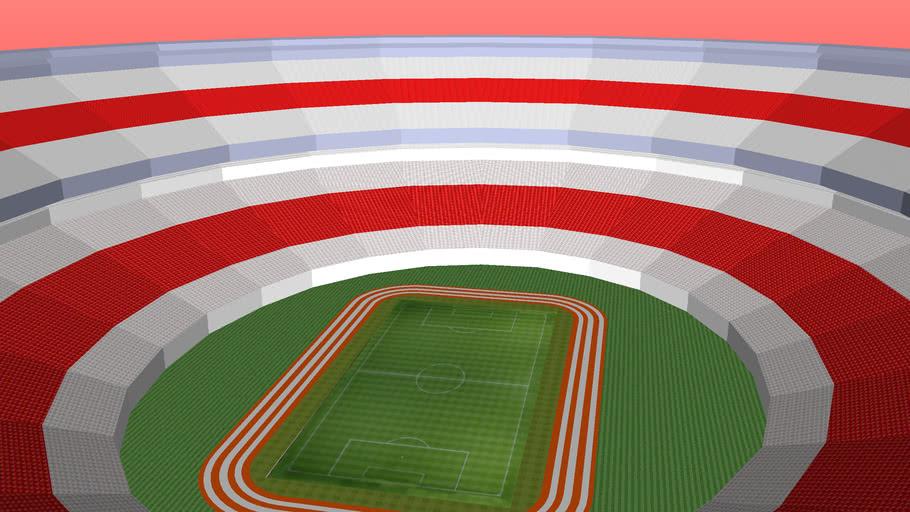 """Estadio de river plate  """"el monumental"""" antonio vespucio liberti"""