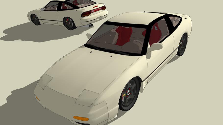 Nissan 240SX (Tuned)