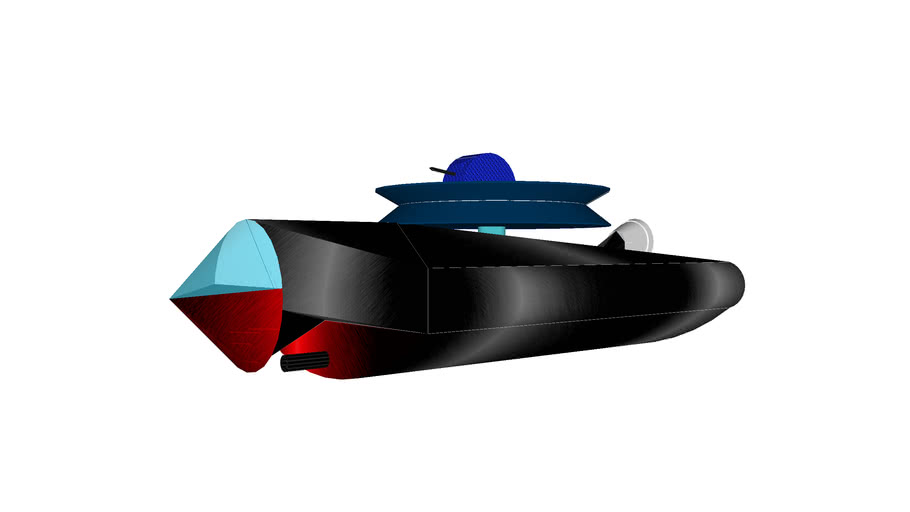 Light Speed Space Military Carrier