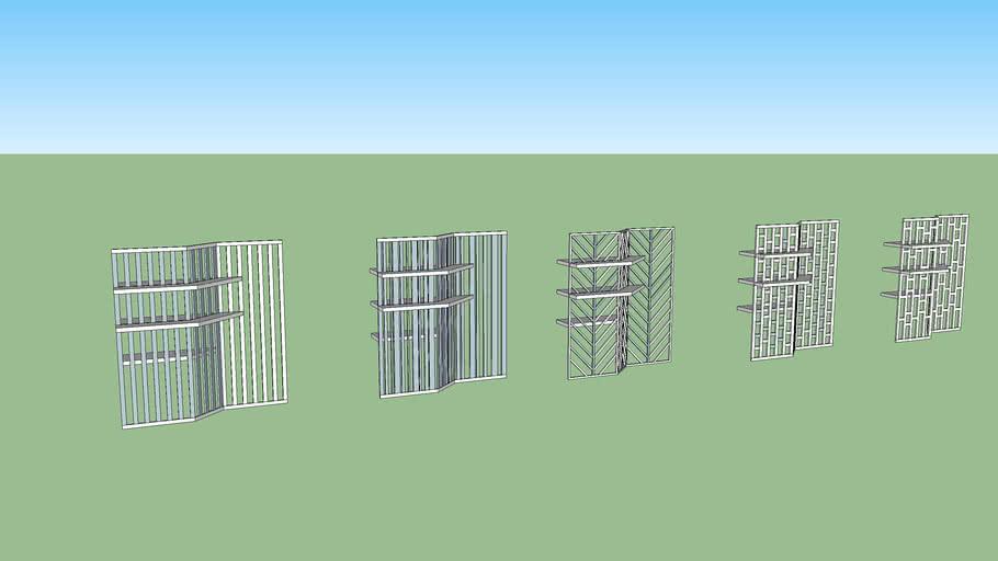 Divider with Shelf