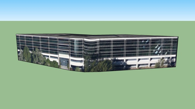 Hidden River Corporate Park Office Building in Tampa, FL, USA