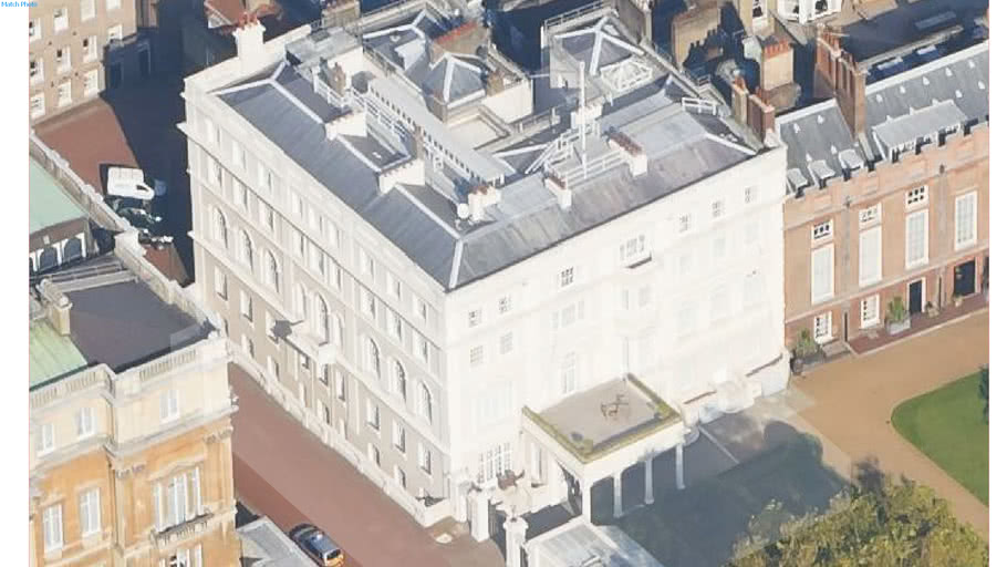 The London Clarence House, Reino Unido