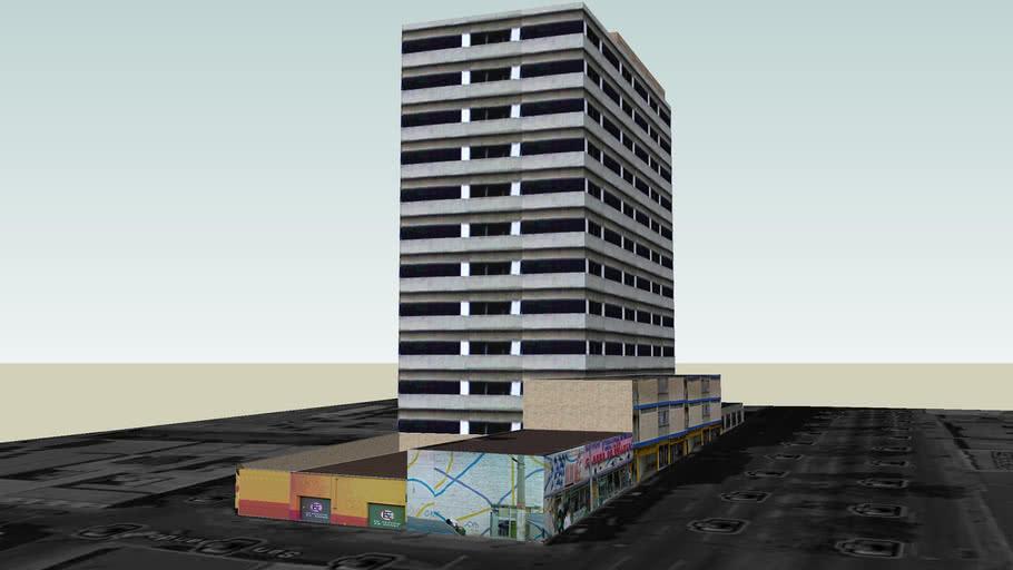 Estacionamiento Hotel Aranzazu Guadalajara