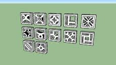 Art - Gach Block