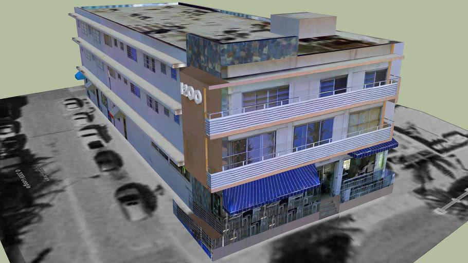 The Art Deco Welcome Center 1200 Ocean Drive - Miami