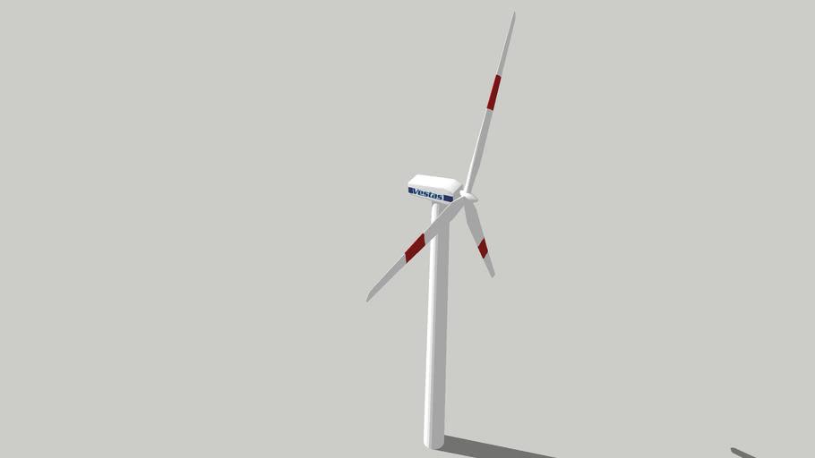 Madeira Wind Turbine 001