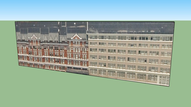 Building in Cincinnati, OH, USA  hamilton county social services