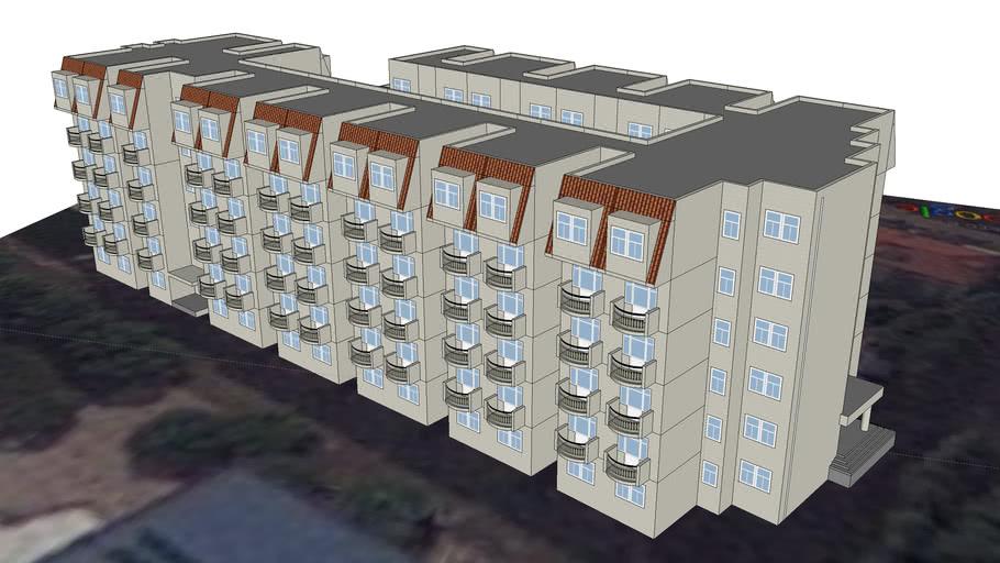 杨浦高级中学 学生公寓