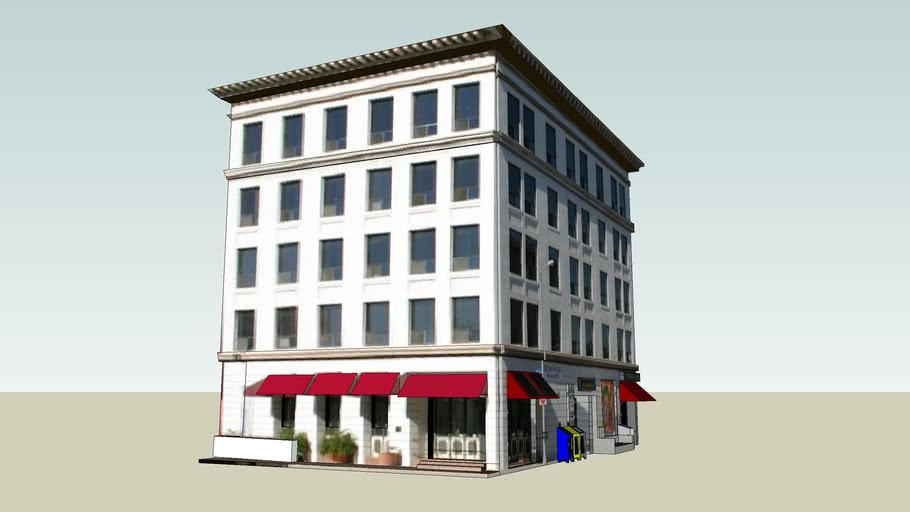 restaurant / offices