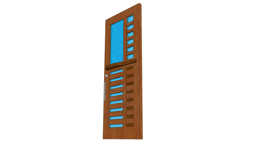 Chipley Entrance Door