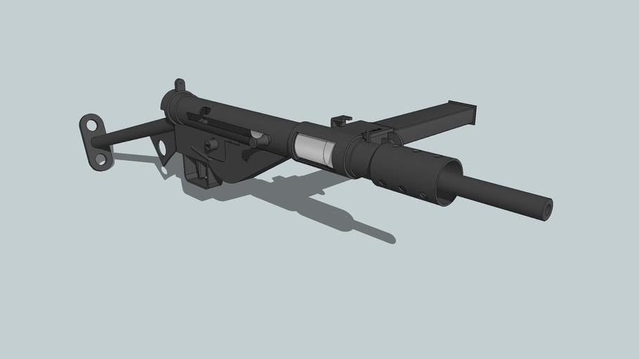 Sten Mk II - Stengun