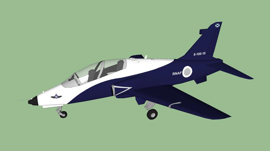 RNAF BAE hawk 100 Trainer
