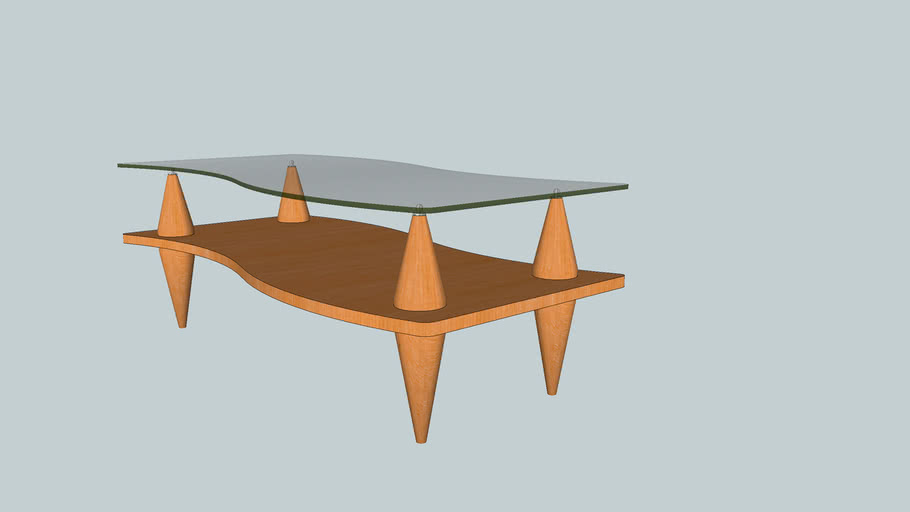 coffe table by unknown designer