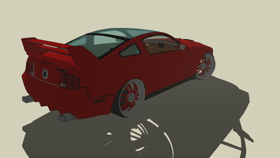 ford mustang gt shelby 5.0