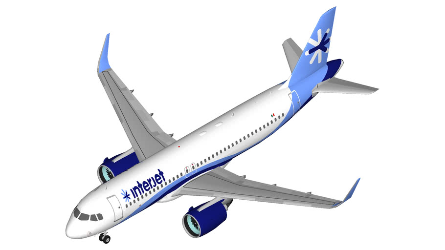 Interjet Airbus A320neo