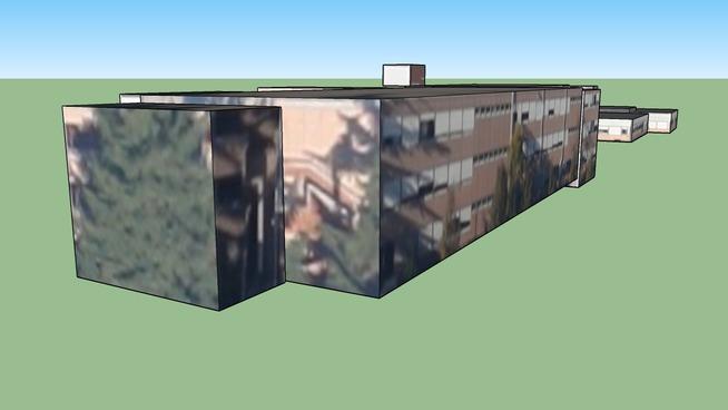 """Liceo Scientifico Statale """"Primo Levi"""", RM, Italia"""