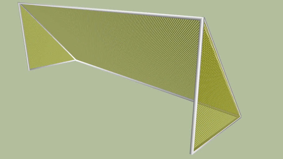 Simple Soccer Goal
