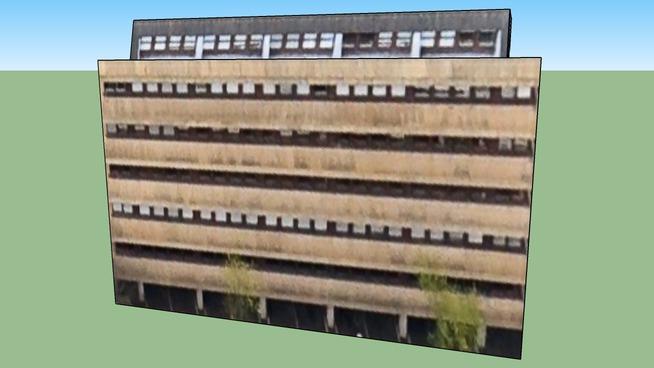 Bygning i Edinburgh EH3 5EP, Storbritannien