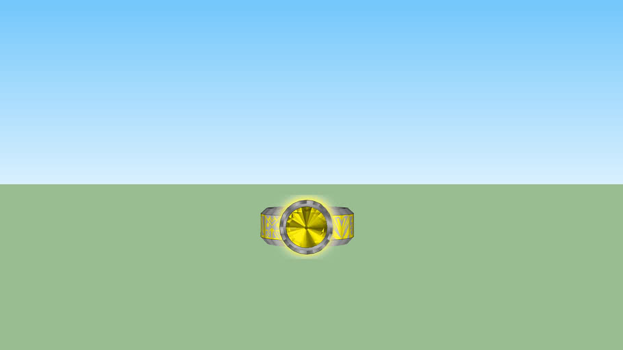 The rod of imagination-Ring form