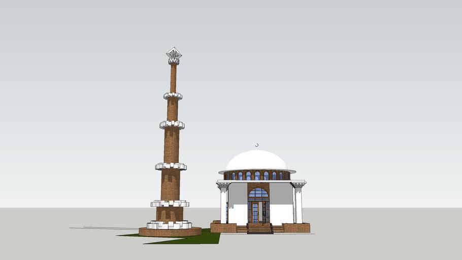 keraniganje mosque