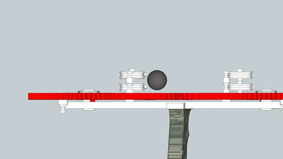 projet de slingshot
