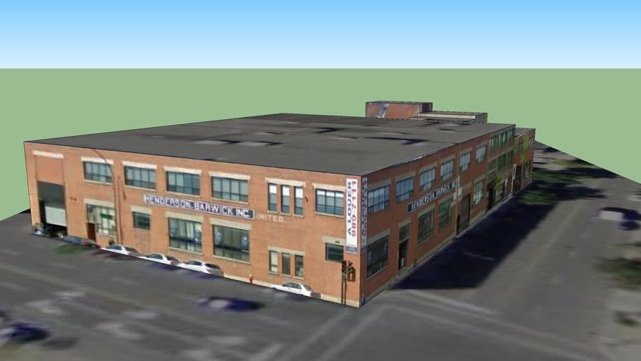 Henderson Barwick Inc. Complex