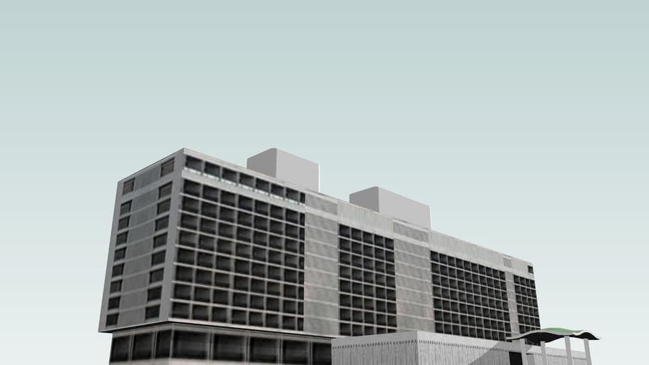 Hilton İstanbul Oteli - Hilton Istanbul Hotel