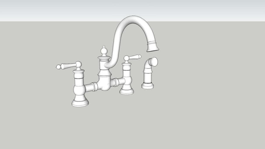 Moen Waterhill Faucet