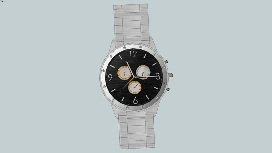 men's watch jack smart